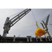 Economy life boat crane&davit load test water weight bag for sale Manufactures