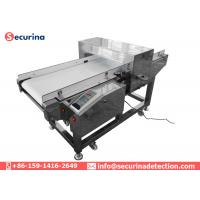 Food Processing Industry High Precision Metal Detector Machine With Data Logging Manufactures