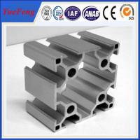China 6063 t5 t slot Clear Anodizing industry extrusion Aluminum Profile on sale
