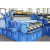Non Woven Fiber Carding Machine 1500mm - 2500 Mm Width For Small Businesses Manufactures