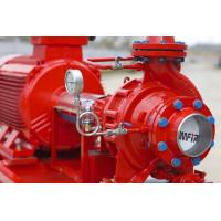 UL Listed  FM Approved 400gpm @ 100psi Electric Motor Driven Fire Pump Set Manufactures