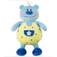 Baby Musical Talking Plush Toys Customized For Early Learning Manufactures
