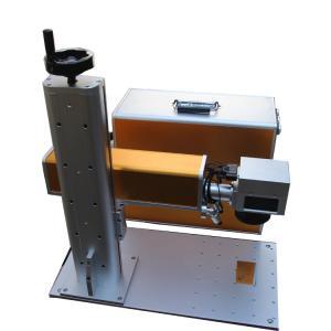 Portable Fiber Laser Marking Machine EZ-CAD Software JCZ Card Brand Manufactures