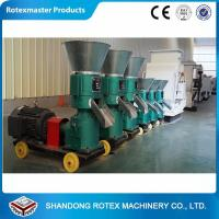 High Efficiency Small Pellet Mill for farm use with wheat , soybean , corn Raw material