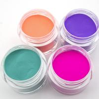 China The new fashion dip powder private label dipping acrylic powder glaze powder dip on sale