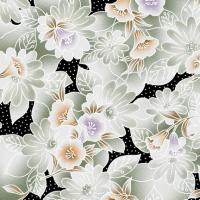 China printed cotton voile fabric on sale