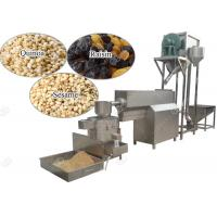 1 T/H Raisin Processing Equipment Sesame Quinoa Seed Cleaning Drying Machine Manufactures