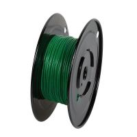 Trailer Safety Coated Steel Wire Rope Long Service Life Strong Breaking Force Manufactures