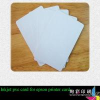 Offset Printing / CMYK Gift Printed Plastic Cards With Scratch Panel Manufactures