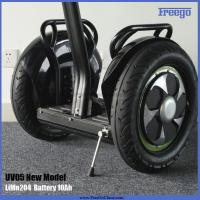 China Two wheel Self Balancing Scooter Electric With Battery Protection System on sale