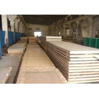JIS Aisi Cold Rolled Stainless Steel Sheet , 316L Stainless Steel Plate Manufactures