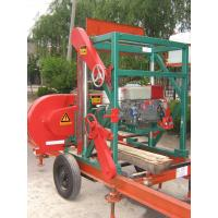 Portable sawmill MJ1600 Manufactures