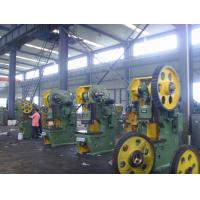 250 KN EMH C-Frame Fixed Bolster power press hydraulic machine auto feeder Manufactures