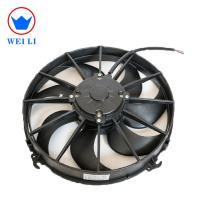 Universal 12V Brush DC 7 Blades Cooling/Refrigerator Air Conditioner Condenser Fan Manufactures