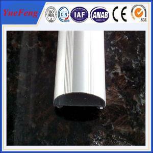 OEM anodized aluminium led corner profile, aluminium profile system Manufactures