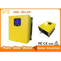 China DC To AC UPS Inverter Pure Sine Wave 1KVA  With PWM & Battery Charger Hot In Egypt on sale