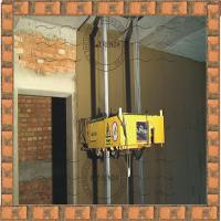 Auto Brick Wall Plastering Machine 2.25Kw / 380V For Cement Painting