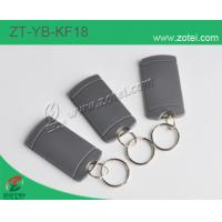 ABS key tag/keyfob/keyring,Model:ZT-YB-KF18, Size:50×26×6mm Manufactures
