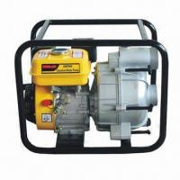 4.2kW Air-cooled Gasoline Water Pump with 196cc Displacement, 3.6L Engine Oil Capacity Manufactures