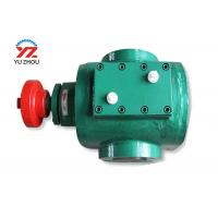 Internal Bitumen Rotary Gear Pump With Motor Cast Iron LCB Heat Preservation Type Manufactures