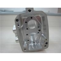 ISO 9001 Aluminum , Copper Precision Machining Parts with Chrome / Silver / Gold Plated Manufactures