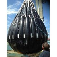 High strengh 2 tons load test water bag for crane&davit Manufactures