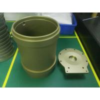 High Performance CNC Motor Parts Electric Water Pump Accessories Anodizing Manufactures