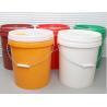 Plastic Bucket Injection Molding Machine Highly Optimized Servo - Hydraulic Technology for sale