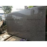 Chinese pink granite G664 slab tiles polished flamed for wall countertop stairs Manufactures