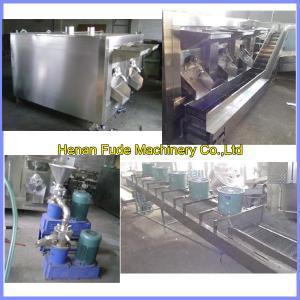 peanut butter production line 200kg/h Manufactures