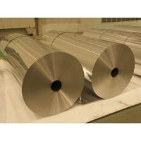 China 8011 Household Jumbo Roll Food Container Industrial Aluminium Foil Sheet Customized Size on sale