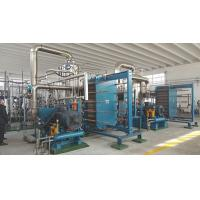 Falling Film MVR Flat Plate Heat Exchanger For Sugar Refinery Advanced Technology Good Reputation Manufactures