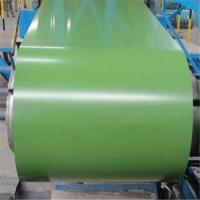 Smooth Surface Color Coated Aluminium Coil Aluminum Sheet Roll For Roofing Manufactures