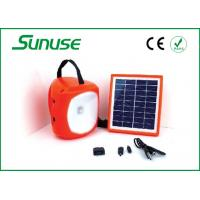 Quality energy saving industrial Mono crystalline Solar Panel Solar Power System for camping for sale