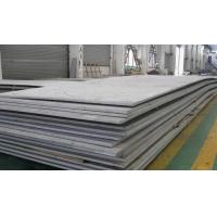 Grade 410L Stainless Steel Plates Thickness 3.0 - 32.0mm Width 1000 - 1500mm NO.1 HR Plates Manufactures
