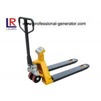 Hydraulic Pump Warehouse Material Handling Equipment Manual Forklift Jack Pallet Truck Manufactures