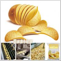 China Industrial Fried French Fries  Making Machine ,large capacity Potato Chips Production Line on sale