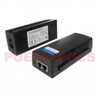 China POE-PSE01M 10/100Mbps 48W Passive POE Injector by POETRONICS on sale