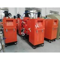 Shape Recovering  Portable Sandblaster With Vacuum Rust Paint Removal Weld Treatment Manufactures