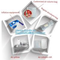 cushion pillow air bag, cushion pillow dunnage air bag, air poly packing bag nylon air bubbles air pillow bag, bagplasti