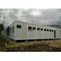 China 20 Ft Prefab Smart Prefab Container Homes Removable Modular Tiny Prefab Homes on sale