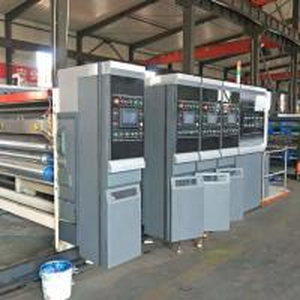 Corrugated Cardboard Flexo Printer Slotter Die Cutter Carton Box Making Machine Manufactures