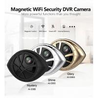 Buy cheap EAZZYDV Angle iCam Magnetic Hidden Mini Camera Spy Camera Wireless WIFI Camera from wholesalers