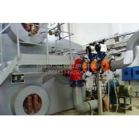 2.45Mpa Water Tube Package Boiler Oil Fired Hot Water Boiler Output 90 % Efficiency Manufactures