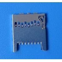 China Equivalent T-FLASH CARD,1.28mm Height on sale