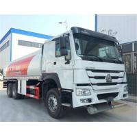 High Speed Fuel Transport Tanker Trucks 20m3 Volume And 40m3/H Pump Flow Manufactures