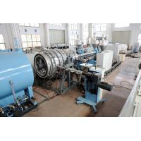 China Plastic gas water pipe extruder machine-pipe extruder-extrusion line-extruder on sale