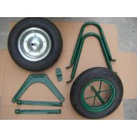 Rubber Wheel 3.50-8 4.00-8 Manufactures