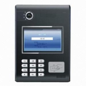 China 420TVL CCD Camera Door Intercom Phone with Expandable Card Reader on sale