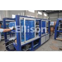 China 25 Cartons Per Minute Hot Glue One Piece Carton Packing Machine For Beverage Production Line on sale